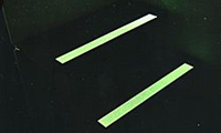 滑らんゾーシール(階段・床用、夜光タイプ)